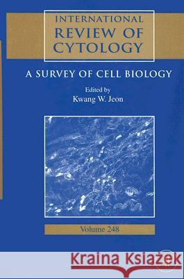 International Review of Cytology : A Survey of Cell Biology Kwang W. Jeon 9780123646521