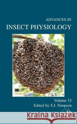 Advances in Insect Physiology S. J. Simpson 9780123737151