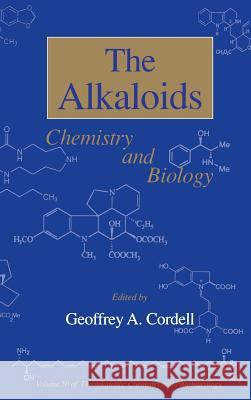 Chemistry and Biology Geoffrey A. Cordell 9780124695504