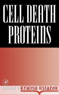 Cell Death Proteins Gerald Litwack 9780127098531