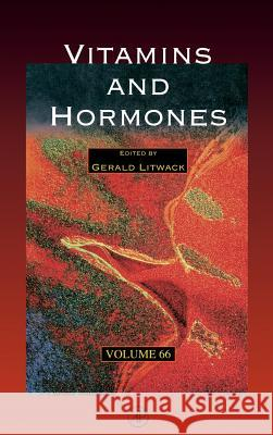 Vitamins and Hormones Gerald Litwack 9780127098661