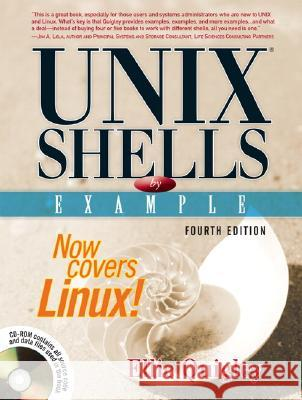 Unix Shells by Example Ellie Quigley 9780131475724
