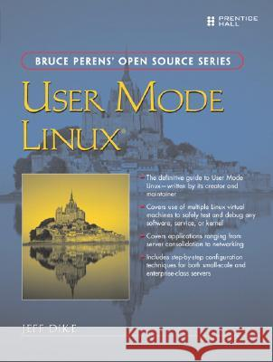 User Mode Linux Jeff Dike 9780131865051
