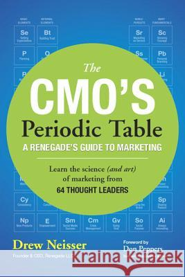 The Cmo's Periodic Table: A Renegade's Guide to Marketing Neisser, Drew 9780134293783
