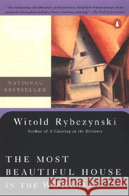 The Most Beautiful House in the World Witold Rybczynski 9780140105667