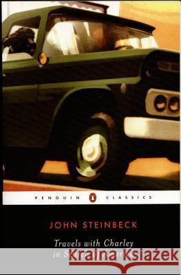 Travels with Charley in Search of America John Steinbeck Jay Parini 9780140187410 Penguin Books