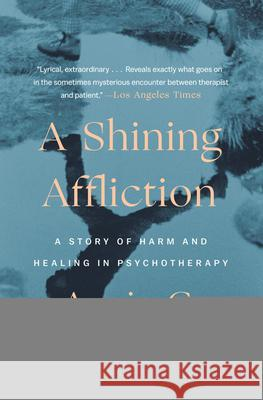 A Shining Affliction: A Story of Harm and Healing in Psychotherapy Annie G. Rogers 9780140240122