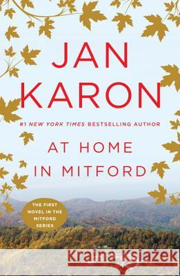 At Home in Mitford Jan Karon 9780140254488