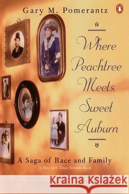 Where Peachtree Meets Sweet Auburn Gary M. Pomerantz 9780140265095