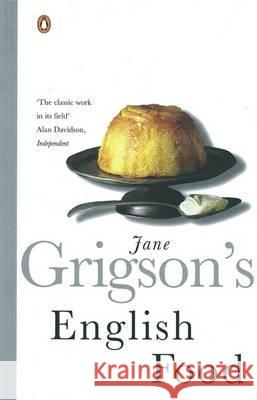 English Food Jane Grigson 9780140273243