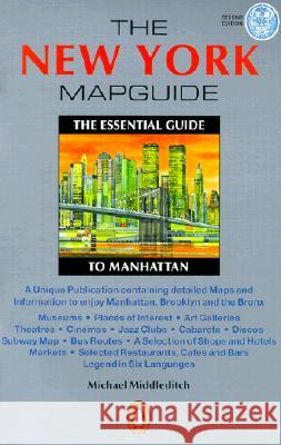 The New York Mapguide Michael Middleditch 9780140294590