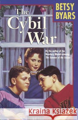 The Cybil War Betsy Cromer Byars Gail Owens 9780140343564