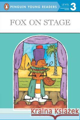 Fox on Stage James Marshall 9780140380323