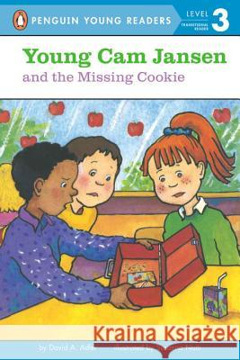 Young CAM Jansen and the Missing Cookie David A. Adler Susanna Natti 9780140380507