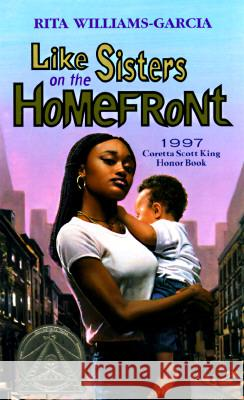 Like Sisters on the Homefront Rita Williams-Garcia 9780140385618 Puffin Books