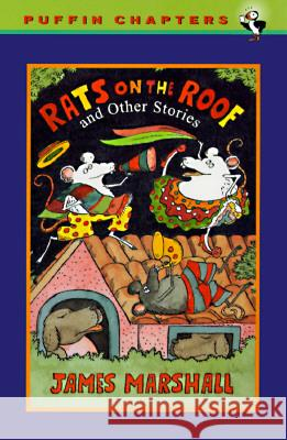 Rats on the Roof James Marshall 9780140386462