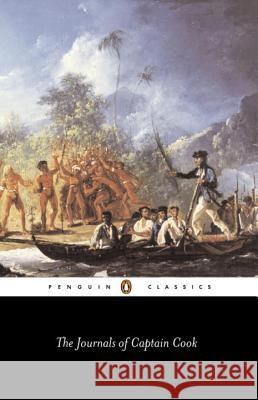The Journals of Captain Cook James Cook Philip Edwards Philip Edwards 9780140436471