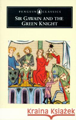 Sir Gawain and the Green Knight Brian Stone Anonymous                                Brian Stone 9780140440928