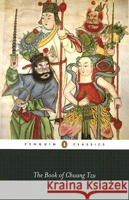 The Book of Chuang Tzu Martin Palmer Elizabeth Breuilly Chang Wai Ming 9780140455373