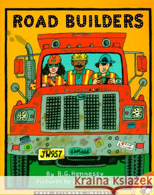 Road Builders B. G. Hennessy Simms Taback 9780140542769