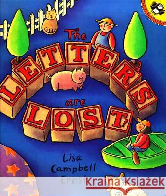 The Letters Are Lost Lisa Campbell Ernst 9780140556636