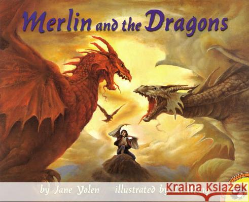 Merlin and the Dragons Jane Yolen Li Ming 9780140558913