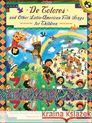 de Colores and Other Latin American Folksongs for Children Elisa Kleven Elisa Kleven Jose-Luis Orozco 9780140565485