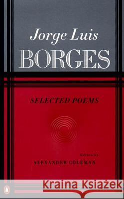 Selected Poems: Volume 2 Jorge Luis Borges 9780140587210