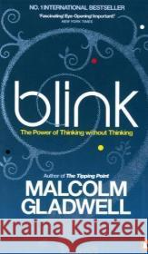 Blink Gladwell, Malcolm 9780141022048