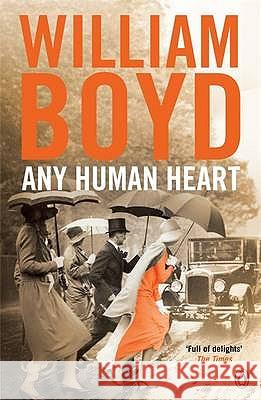 Any Human Heart William Boyd 9780141044170