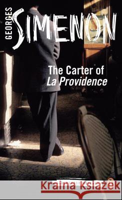 The Carter of La Providence Georges Simenon David Coward 9780141393469