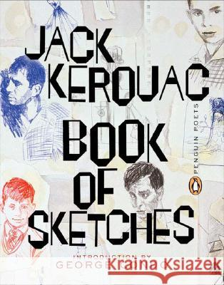 Book of Sketches Jack Kerouac George Condo 9780142002155