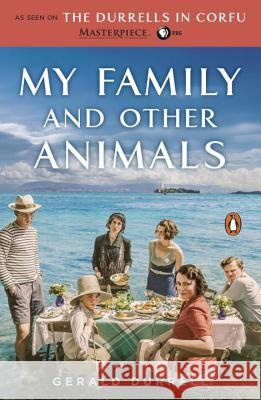 My Family and Other Animals Gerald Malcolm Durrell 9780142004418