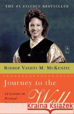 Journey to the Well: 12 Lessons on Personal Transformation Vashti Murphy McKenzie 9780142196205