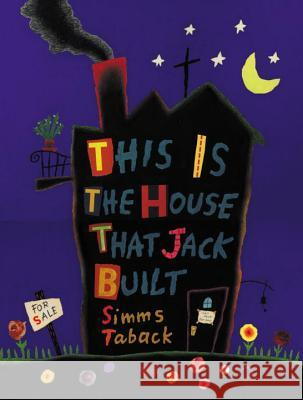 This Is the House That Jack Built Simms Taback 9780142402009