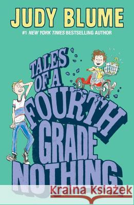Tales of a Fourth Grade Nothing Judy Blume 9780142408810