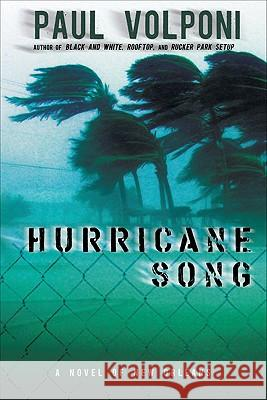 Hurricane Song Paul Volponi 9780142414187