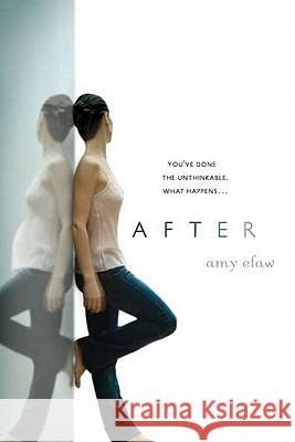 After Amy Efaw 9780142415900