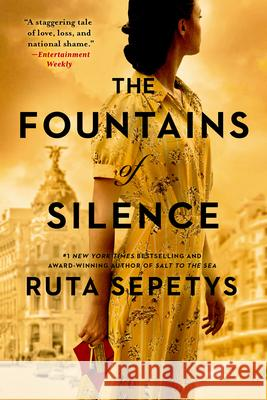 The Fountains of Silence Ruta Sepetys 9780142423639