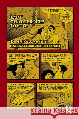 Lady Chatterley's Lover: (penguin Classics Deluxe Edition) D. H. Lawrence Michael Squires Chester Brown 9780143039617