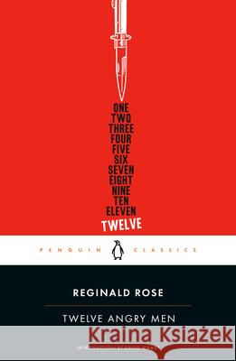 Twelve Angry Men : Introd. by David Mamet Reginald Rose David Mamet 9780143104407