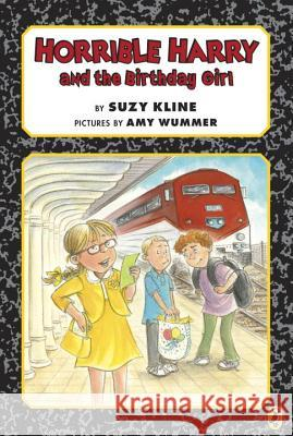 Horrible Harry and the Birthday Girl Suzy Kline 9780147515124