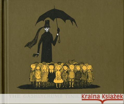 The Gashlycrumb Tinies Edward Gorey 9780151003082