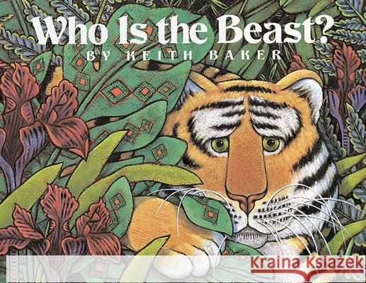 Who Is the Beast? Keith Baker Keith Baker 9780152001223