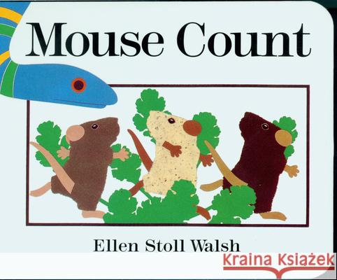 Mouse Count Ellen Stoll Walsh 9780152002664