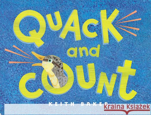 Quack and Count Keith Baker 9780152047511