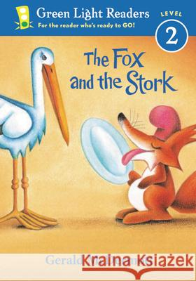 The Fox and the Stork Gerald McDermott 9780152048372