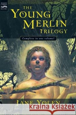 The Young Merlin Trilogy: Passager, Hobby, and Merlin Jane Yolen 9780152052119