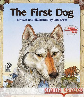 The First Dog Jan Brett 9780152276515