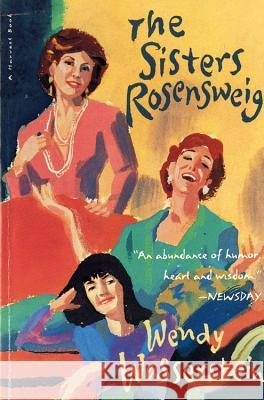 The Sisters Rosensweig Wendy Wasserstein 9780156000130